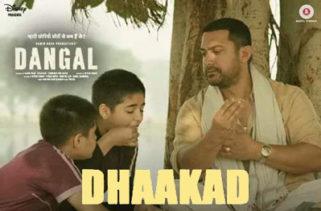 Dhaakad song