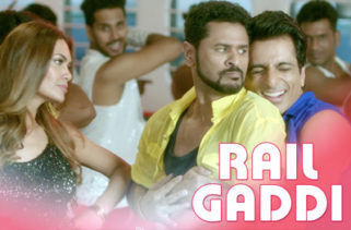 Rail Gaddi song