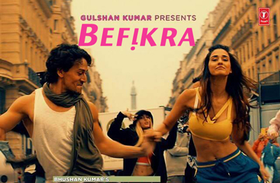 Befikra song