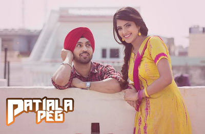 Patiala Peg Punjabi song