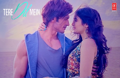 tere dil mein song