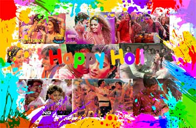 Bollywood Holi Songs 2018