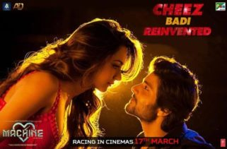 Cheez Badi song