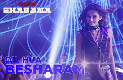dil hua besharam song