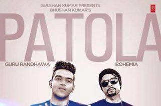 Patola Punjabi song
