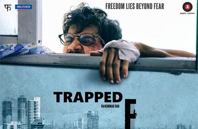Trapped film