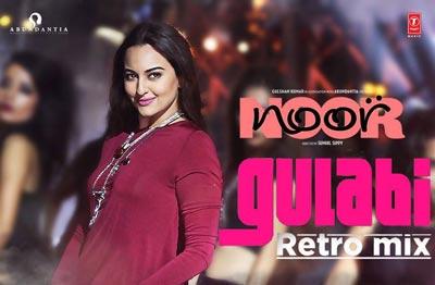 Gulabi Retro Mix Song