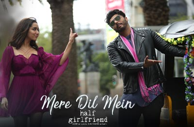 Mere Dil Mein Song