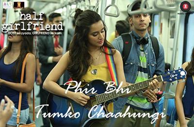 Phir Bhi Tumko Chaahungi Song