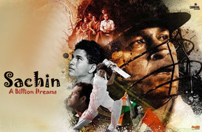 Sachin A Billion Dreams film