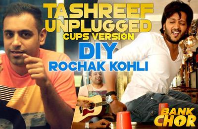 Tashreef Unplugged Cups Version Song