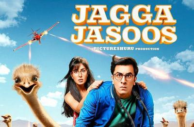 Jagga Jasoos film