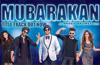 Mubarakan Title song