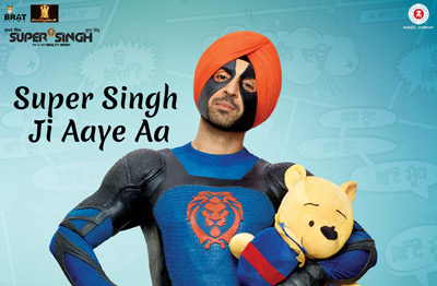 Super Singh Ji Aaye Aa