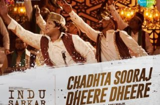 chadhta sooraj song