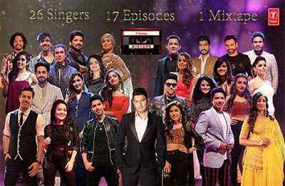 T Series Mixtape 2017 Full Album songs - Lyrics | Video Song