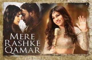 Mere Rashke Qamar Female Version