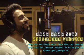 Nazm Nazm Song