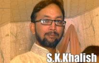 S. K. Khalish