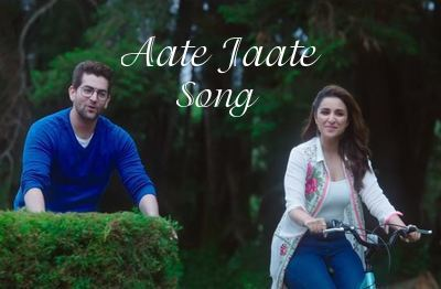 aate jaate song - golmaal again  film
