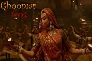 ghoomar song - padmaavat film