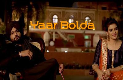 yaar bolda punjabi album song