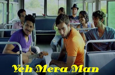 yeh mera man song