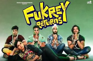 fukrey returns title song