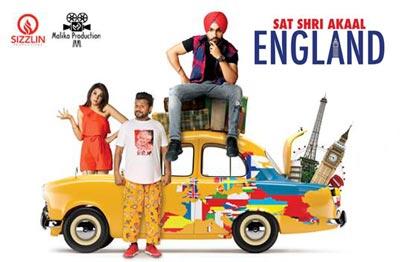 Sat Shri Akaal England Film