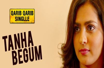 tanha begum song