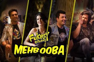 mehbooba song - fukrey returns film