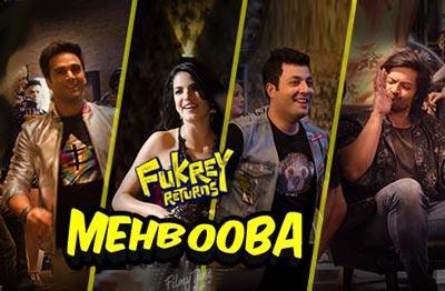 mehbooba song