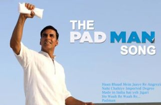 the padman song