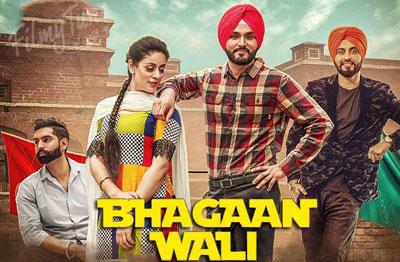 bhagaan wali song