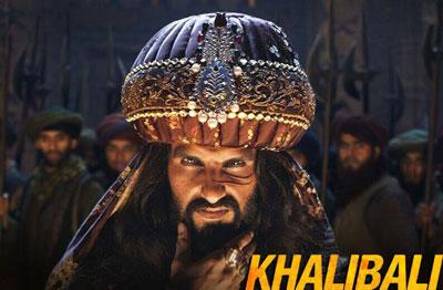 khalibali song - film padmaavat