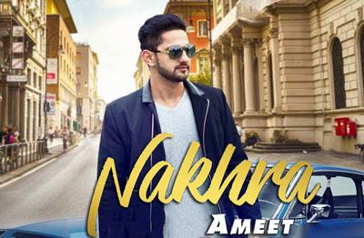 nakhra album song