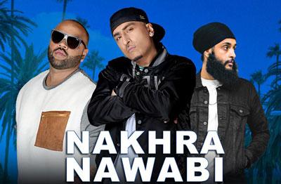 nakhra nawabi song