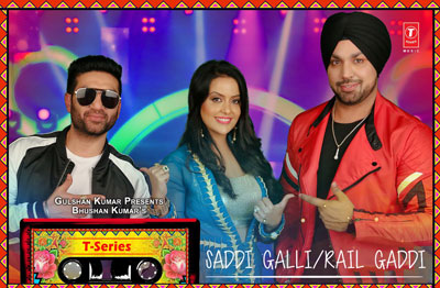 saddi galli rail gaddi song