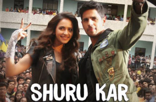 Shuru Kar Song - aiyaary film