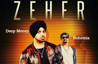 zeher song