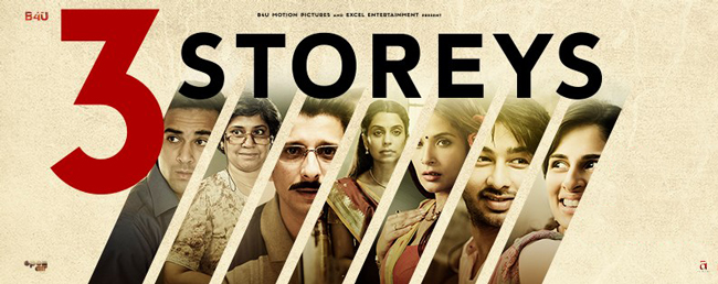 3 storeys movie 2018