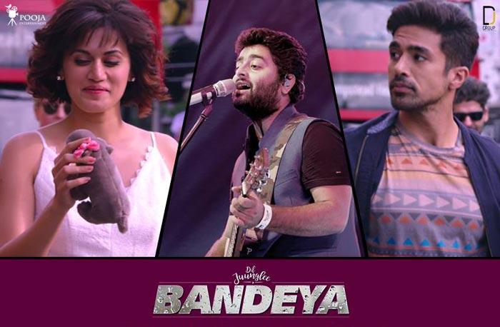 bandeya song - dil juunglee film