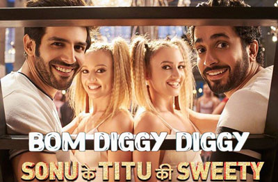 Bom Diggy Diggy Song - Sonu Ke Titu Ki Sweety Film