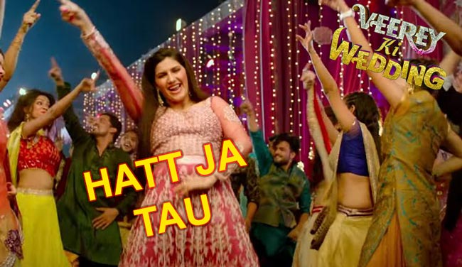 hatt ja tau song - veerey ki wedding film