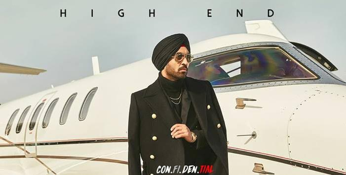 high end punjabi song