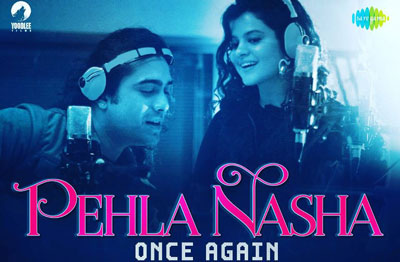 Pehla Nasha Once Again Song - Kuchh Bheege Alfaaz Film
