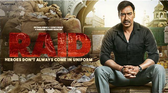 raid film 2018