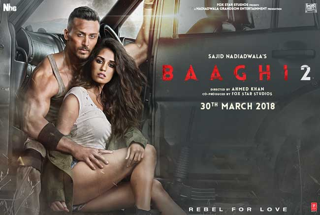 baaghi 2 movie 2018