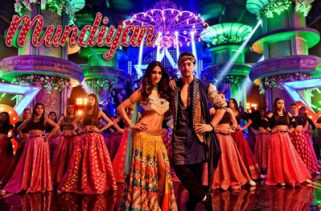 mundiyan song baaghi 2 film