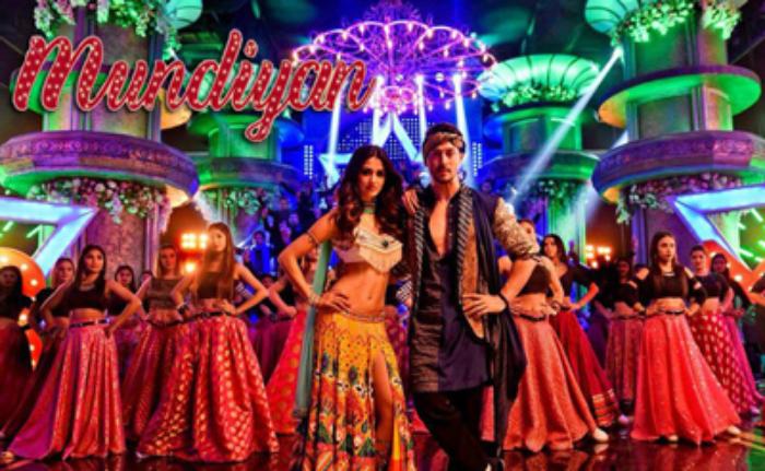 mundiya video song | baaghi 2 movie